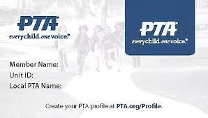 PTA Membership for 1 Adult Family Member